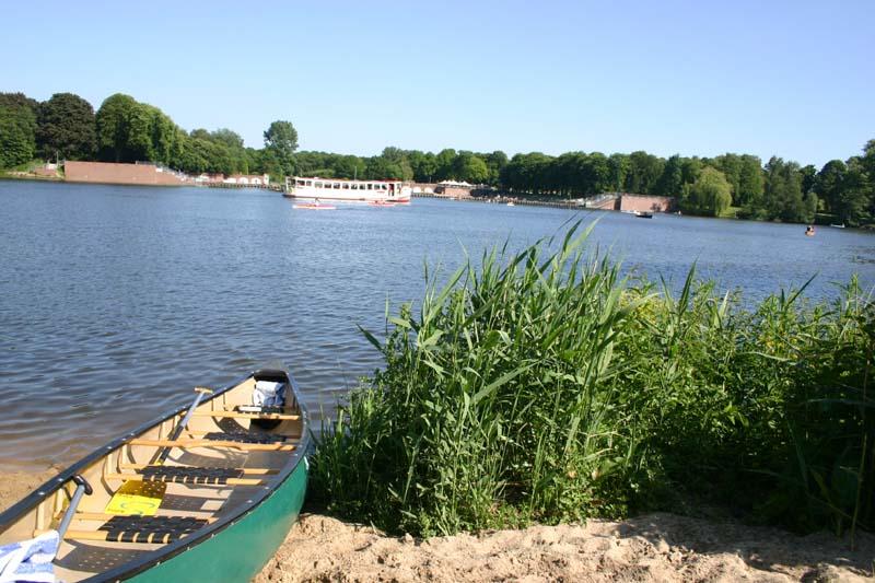 See und Stadtpark Freibad
