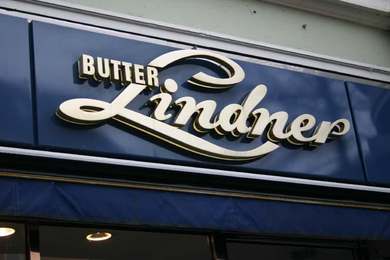 Feinkostgeschäfte Hamburg Winterhude: Butter Lindner Filiale im Mühlenkamp